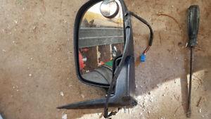 Gmc passenger mirror great shape