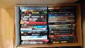 Awesome DVDs only $2.50 each (Blu-Rays in other ad)