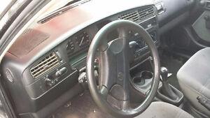 1994 Volkswagen Jetta GL Sedan Standard Kitchener / Waterloo Kitchener Area image 10