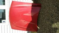 1994 To 1998 Ford Mustang Hood, Red Metallic, Excellent Cond.