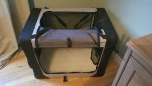 Folding Pet cage Pet Design large