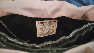 Youth girls size 5 Sorel winter boots Cornwall Ontario image 2