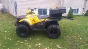 2002 400 sportsman for trade