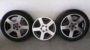 Volvo pegasus 16 inch rims wheels (3)