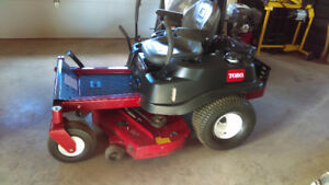 For sale: toro 5060 zero turn