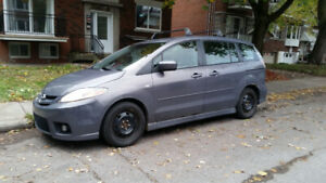 Mazda 5 2007 Full options Bas millage