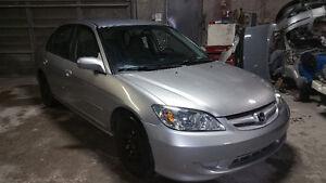2001 Honda Civic LX-G Sedan.clean car no rust  no problem all