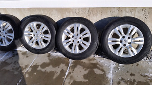 4 16 INCH WHEELS FOR SALE