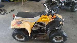 50CC QUAD FOR KIDS