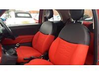 2014 Fiat 500 0.9 TwinAir Lounge 3dr Manual Petrol Hatchback
