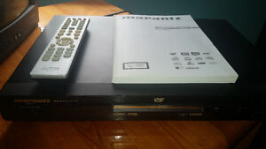 Marantz 3200v dvd player