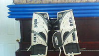 goalie gear and some player gear