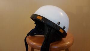 Vintage Scooter Helmet