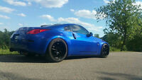 2003 NISSAN 350Z COMPLETE W/ OVER $15K WORTH OF MODS INCLUDED