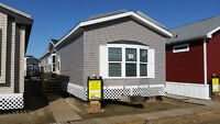 This 16' wide New Mobile Home is Ready to be DELIVERED! In Stock