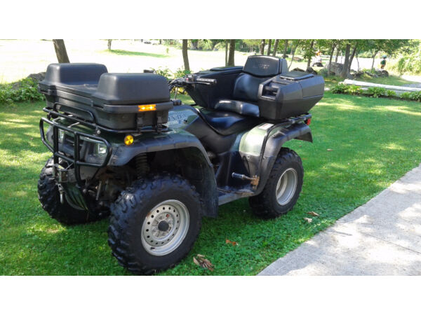 Used 2003 Honda Fourtrax electric shift