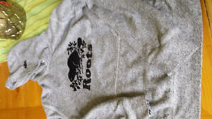 Boys Roots sweatpants and hoodie