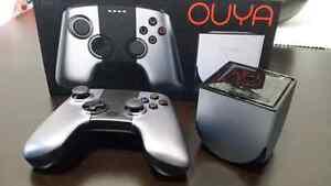 Ouya game console with Kodi