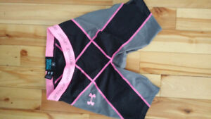 Women's Under Armour compressin shorts