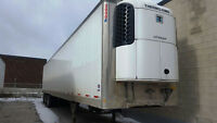 2015 UTILITY WITH THERMO KING UNIT
