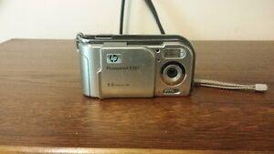HP photosmart 5.0 megapixel camera. Need Gone