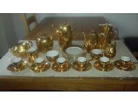 Royal Worcester Gold Lustre Ware