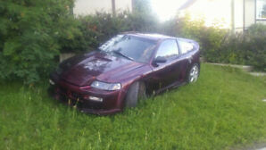 Wide body crx for sale