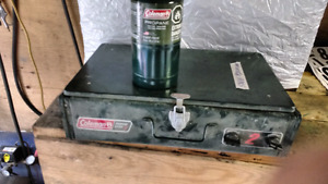 Camping stove pump and Hose