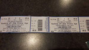 2 Queens of the Stone Age tickets