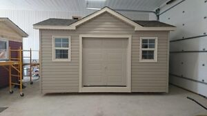 ** YOUR SHED & GARAGE EXPERTS!**