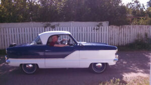 For Sale 1957 Nash Metropolitan Price Reduced