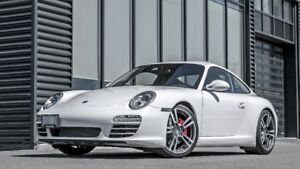 Rare 2012 911 Carrera 4S Coupe PDK Loaded