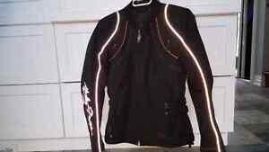 Harley Davidson Motorcycle Jacket (Woman) Peterborough Peterborough Area image 2