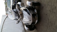 2010 Can Am Spyder Mint Condition.