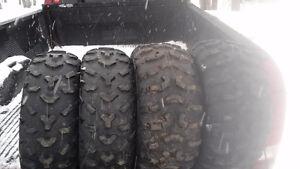 Tires pour vtt