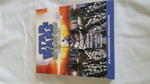 Star Wars Clone Wars Wild Space Audio book