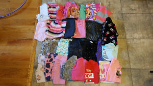 Size 4t girls clothes lot
