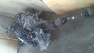 transmission/transfer case 2003 Escape
