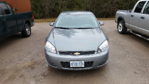 CERTIFIED AND ETESTED 2008 chevy impala