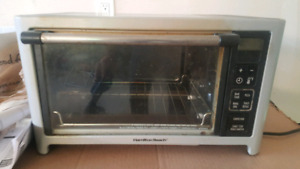 Toaster oven $25
