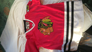 Chicago blackhawks nhl jersey micheal rozsival