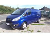 Ford Transit Custom 2.2TDCi 125PS 290 L2 H1 Limited With Polyshield