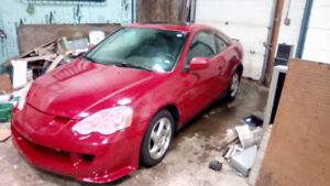 Selling 2002 Acura RSX