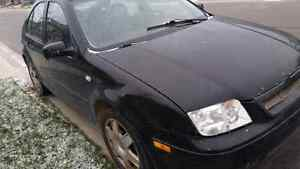 2000 Volkwagen Jetta 12V vr6 5 speed... NEED GONE