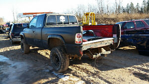 parting out 1996 dodge ram 1500 4x4