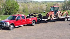 Equipment Transporting