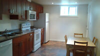 Newly renovated 2 bedroom basement suit in Peace River