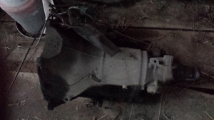 1971 Buick TH350 automatic transmission
