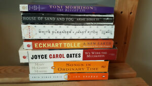 Oprah's Book Club novels