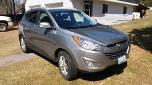 2011 Hyundai Tucson 2.4L AWD